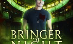 BRINGER OF NIGHT is now available in AUDIO!