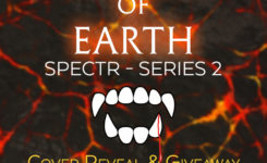 Cover Reveal: Shaker of Earth (SPECTR Series 2 #5)