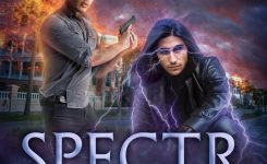 SPECTR: The Complete Second Season is now out in AUDIO!
