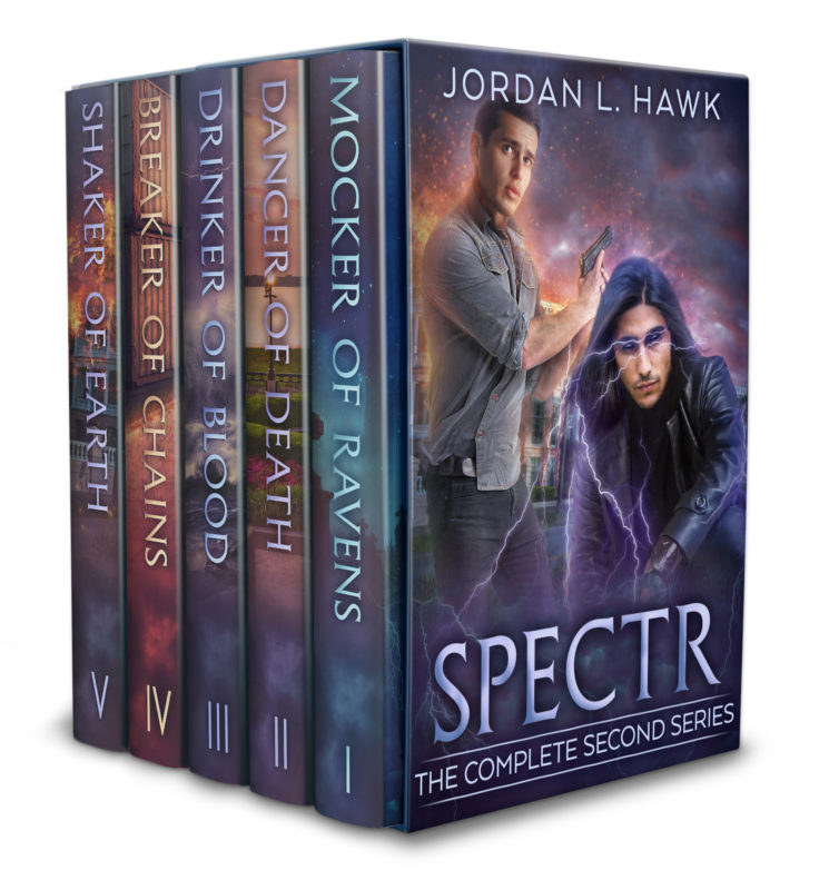 SPECTR: The Complete Second Series
