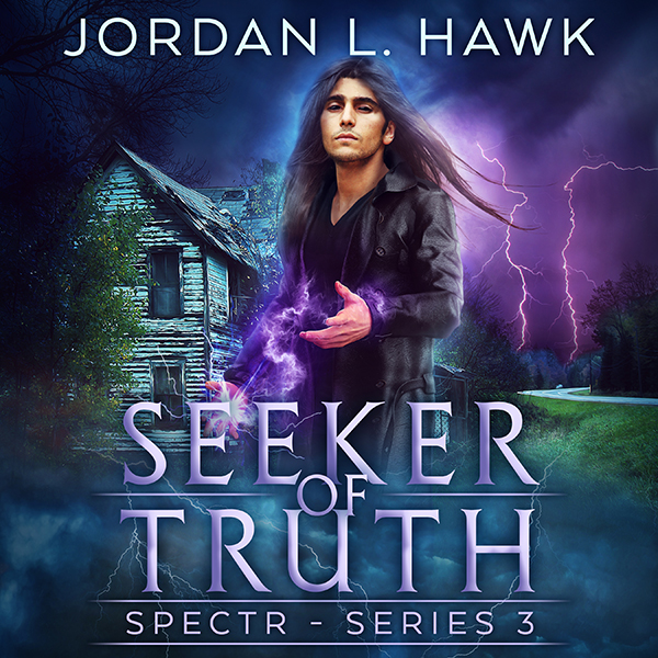 Seeker of Truth Audiobook Cover