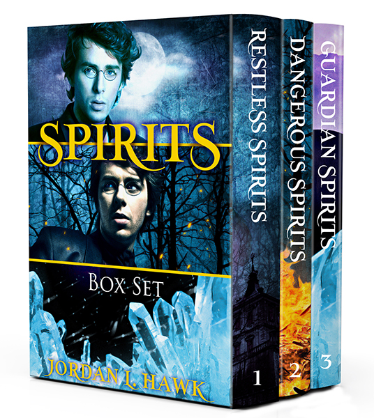 Spirits Box Set