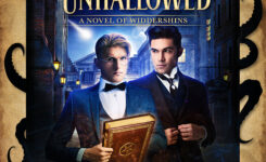 UNHALLOWED (Rath & Rune 1) is now available in AUDIO!