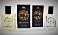 NEW: Whyborne & Griffin inspired scents!
