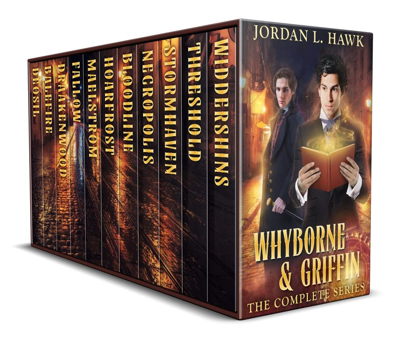 Whyborne & Griffin: The Complete Series
